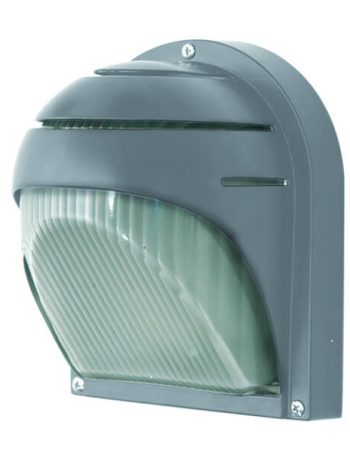 Al lampa Etto 160 siva/IP54/E27/60W Brilight