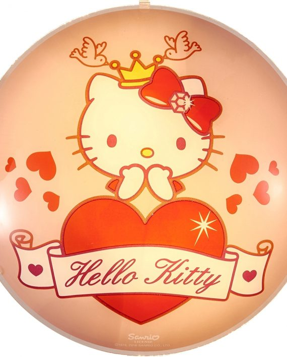 Staklo za plafonjeru Fi300 (Hello Kitty)