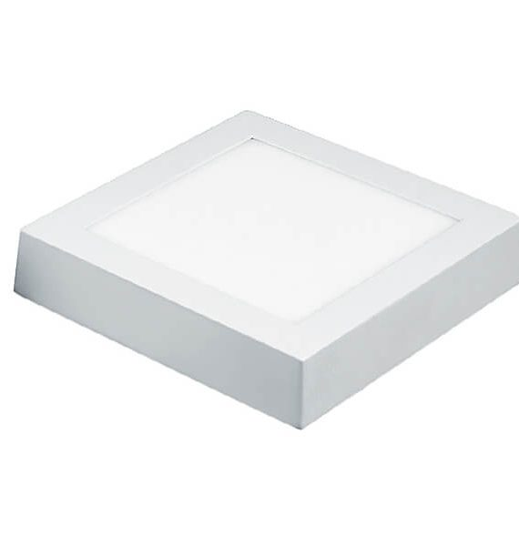 Led panel Ledo 30 18W 227X227X35mm 1350Lm/6400K Brilight