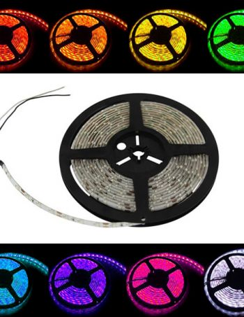 Led traka 5050-30-RGB 7,2W/12V 5000X10X2,2mm IP20 Brilight