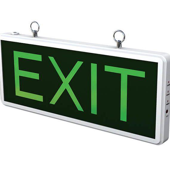 Nalepnica PA13 Exit