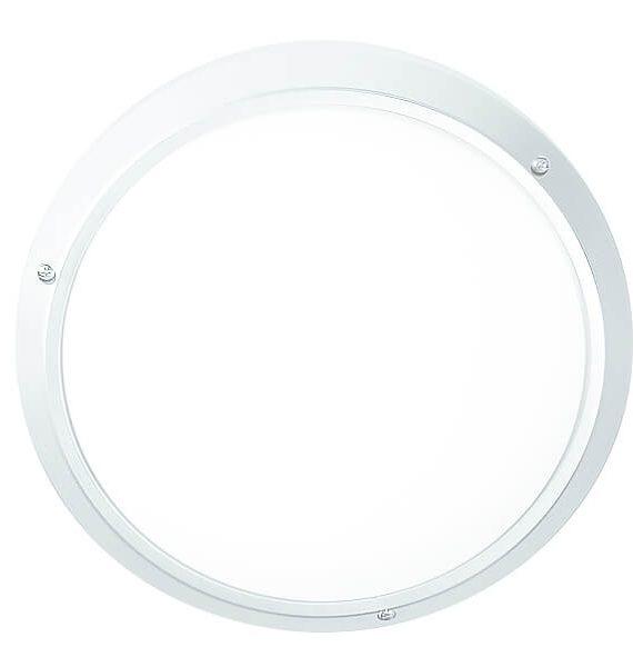 PC Lampa VARNA BELA/IP54/E27/60W Elgo