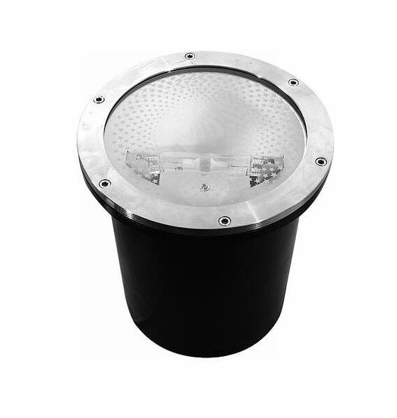 Svetiljka ukopavajuca Gran 100 RX7S/150W hrom IP67 Brilight