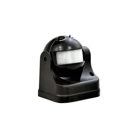 Senzor pokreta YCA1009B crni infrared 180˚/1200W Brilight