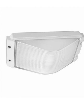 Zidna Al lampa 138 bela/IP54/E27/60W Brilight