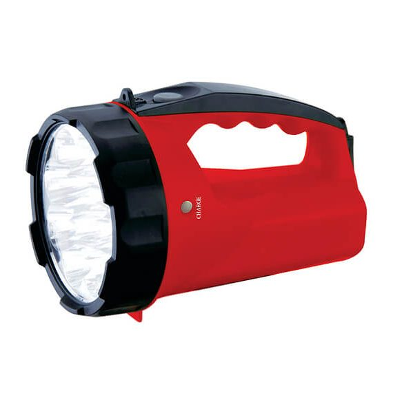 Baterijska lampa bata 12 led Brilight