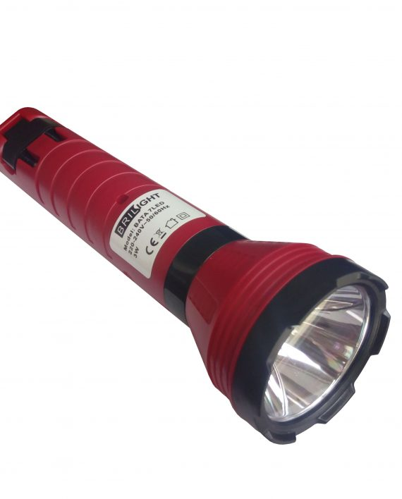 Baterijska lampa BATA 7 LED 4V/3W/900mAh Brilight