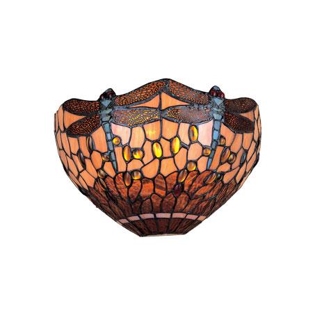 Davos WL - Tiffany zidna lampa E-27 1x40W Brilight