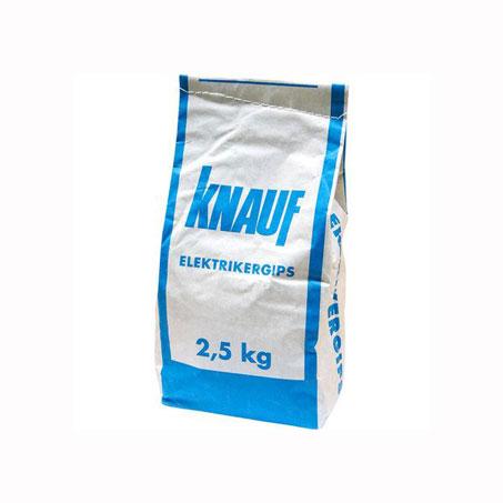 GIPS ELEKTRIČARSKI 2,5/1kg KNAUF