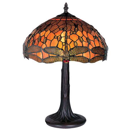 HN9035-TB - Tiffany stona lampa E-27 1x60W Brilight