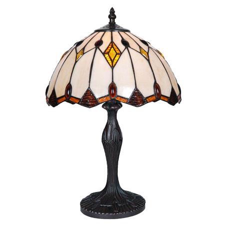 HN9040-TB - Tiffany stona lampa E-27 1x60W Brilight