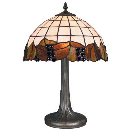 HN9041-TB - Tiffany stona lampa E-14 1x40W Brilight