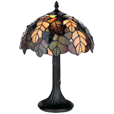 HN9043-TB - Tiffany stona lampa E-27 1x60W Brilight