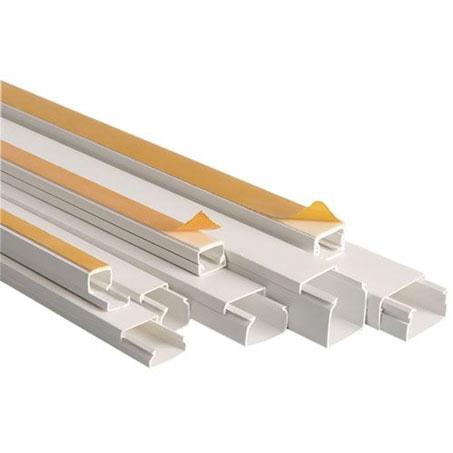 KANALICA 25X25X2000X0.90mm PVC BRILIGHT