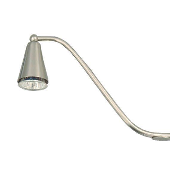 Lampa K-40 saten hrom