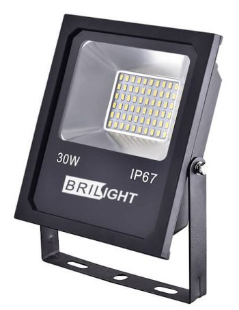 Led reflektor 30W SMD5730 2500LUM IP67 Brilight