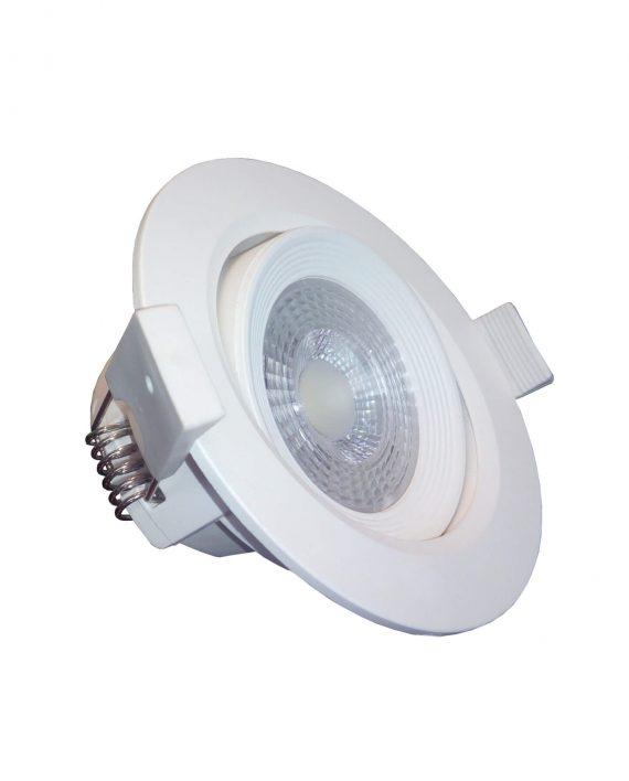 LED ROZETNA 5W SMD BL-XH-136 3000K 350Lm/38˚ BELA BRILIGHT