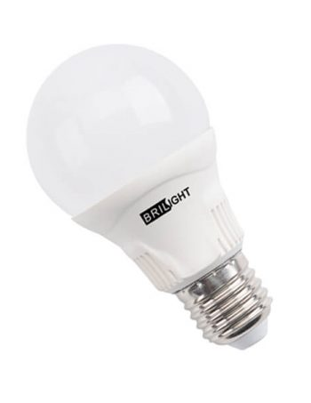 Led sijalica A60 9W/E27/6500K/230°/810LM Brilight