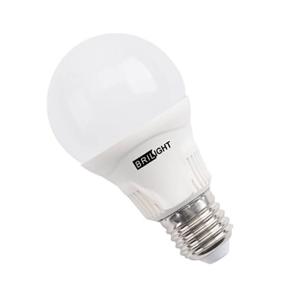 Led sijalica A60 9W/E27/4000K/230°/810LM Brilight