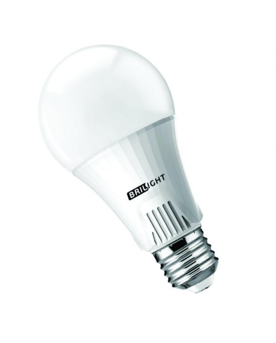 LED sijalica A65 15W E27 4000K Brilight
