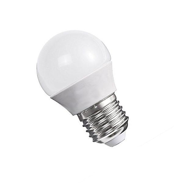 LED SIJALICA G45 5W/E27/3000K/230°/400Lm KUGLA WELLMAX