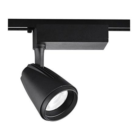 LED ŠINSKI REFLEKTOR 30W COB 4000K/24°/2400Lm CRNI BRILIGHT