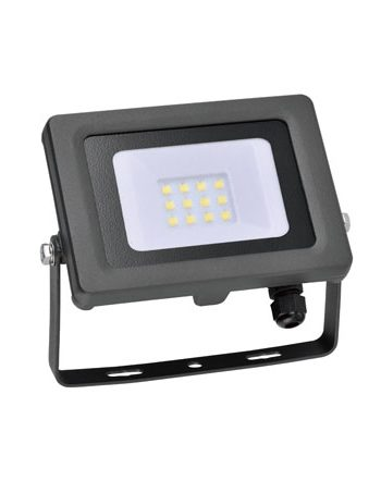 LED slim reflektor 10W 800Lm 6400K IP65 Brilight