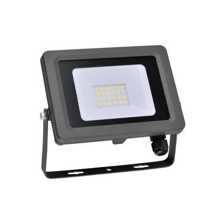 LED slim reflektor 20W 1600lum 6400K IP65 Brilight