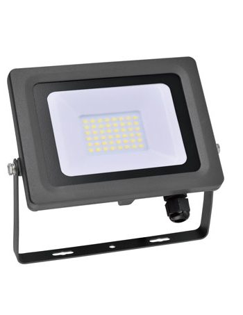 LED slim reflektor 30W 2400lum 6400K IP65 Brilight