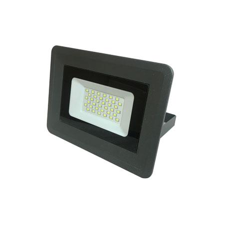 SLIM LED SMD REFLEKTOR 30W 2550Lm/6500K IP65 BRILIGHT