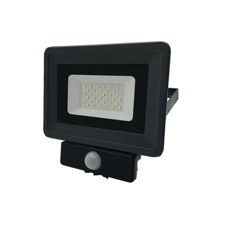 SLIM LED SMD REFLEKTOR 30W/S senz 2550Lm/6500K IP65 BRILIGHT