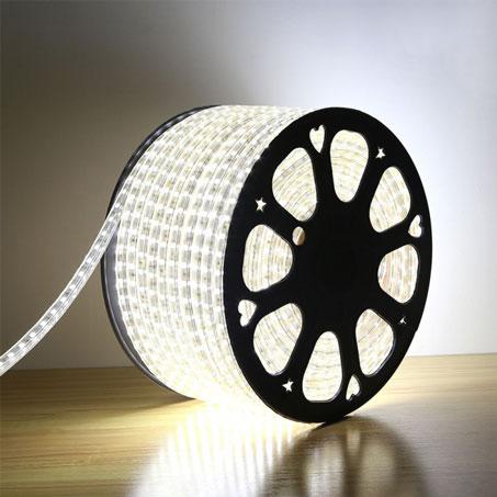 LED TRAKA 5050HV-60-WHITE 8W/220V IP67 BRILIGHT