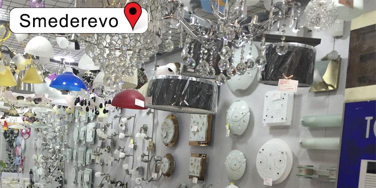 Makel Elektro maloprodaja 2 - Smederevo