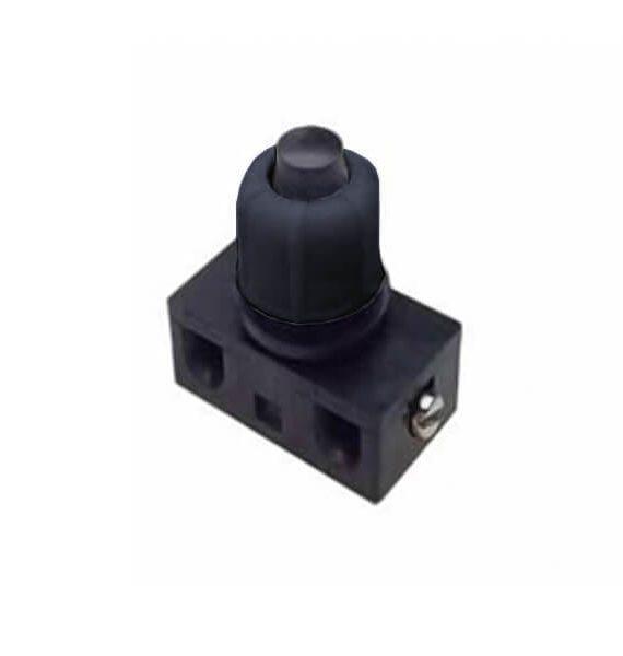 Mikro prekidac H300 crni ugradni Brilight