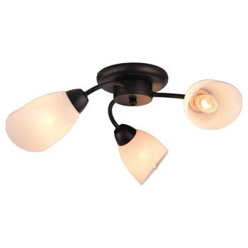 Plafonska svetiljka Karma 340 E-14 3x40W Brilight