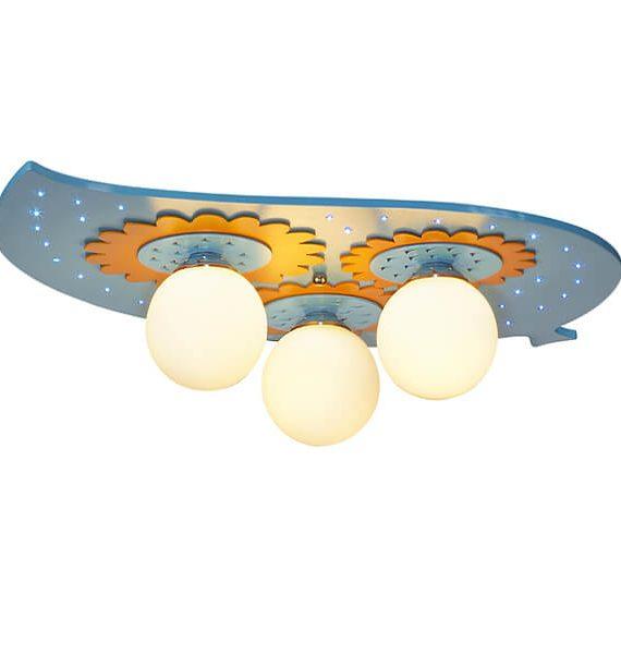 Plafonska svetiljka MX1155-3 3*40W/E-14 Brilight