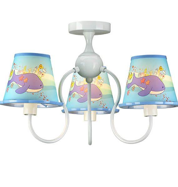 Plafonska svetiljka MX13094-3BAY 3*40W/E-14 Brilight