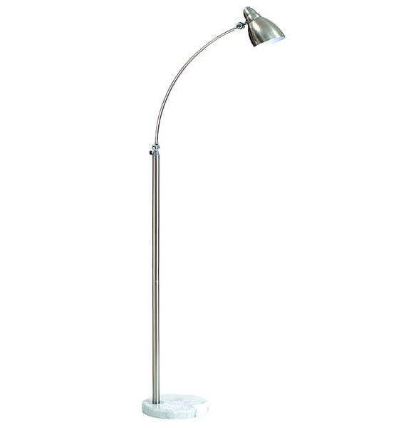 Podna lampa HN 3029 ML-1 saten-nikl Brilight
