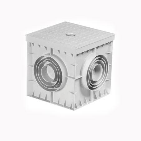 Podna razvodna kutija 20x20x20 pvc IP65 Tur Brilight