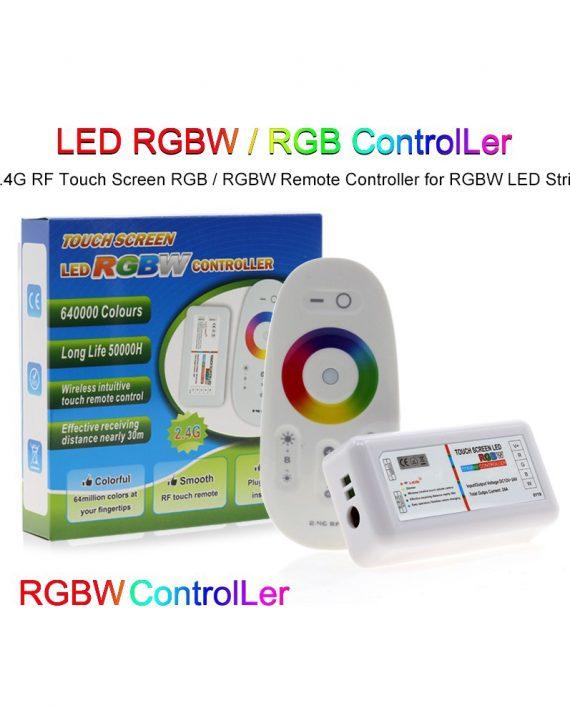 RGBW KONTROLER SUN P006A AGFT02 6A/DC12V/288W BRILIGHT