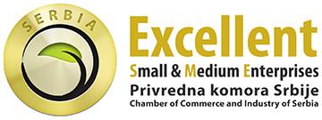 Sertifikat Excellent SME Serbia