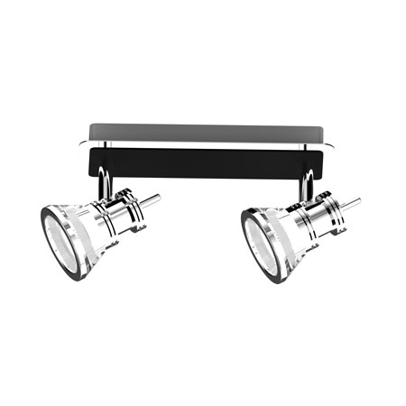 Stilon 2 LED spot svetiljka 2x5W 4000K Brilight