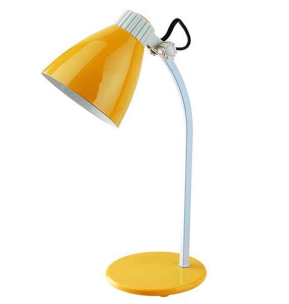 Stona lampa HN 2002 MT-1 žuta Brilight