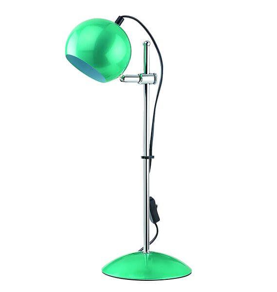 Stona lampa HN 2032 MT-1 zelena Brilight