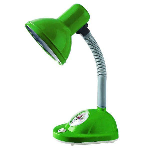 Stona lampa HN 2066 MT-1 zelena Brilight