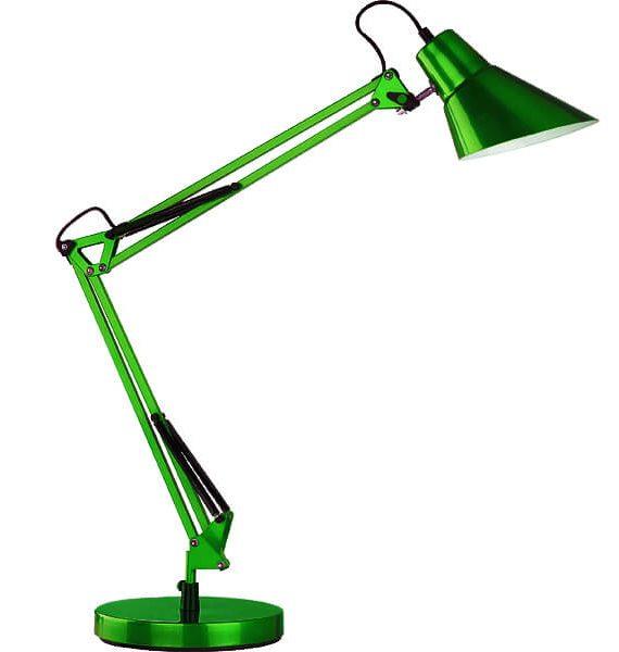 Stona lampa HN 2083 MT-1 zelena Brilight