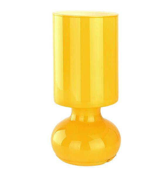 Stona lampa HN 2099 MT-1 žuta Brilight