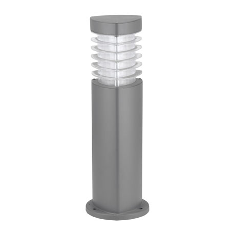 BURANO STUBNA SVETILJKA E-27 Fi155xH510mm SIVA IP44 BRILIGHT