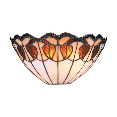 Venus WL - Tiffany zidna lampa E-27 1x40W Brilight
