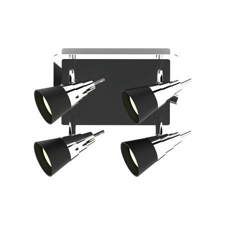 Zaria 4 spot svetiljka 4xGU-10 Brilight